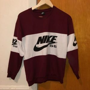 Cute Nike Sb Sweatshirt